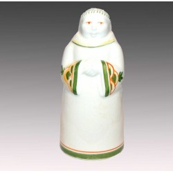 Tenera faience salt pepper