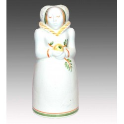The nun Saltshaker