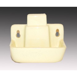 Matchbox Holder ashtray bathroom - 8.5X9.5X6cm